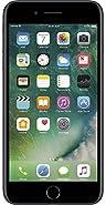 Apple iPhone 7 Plus, AT&T, 128GB - Black (Refurbished)