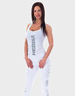 221 NEBBIA T-Shirt Carbon 221/Womens Sports Fitness Training Top