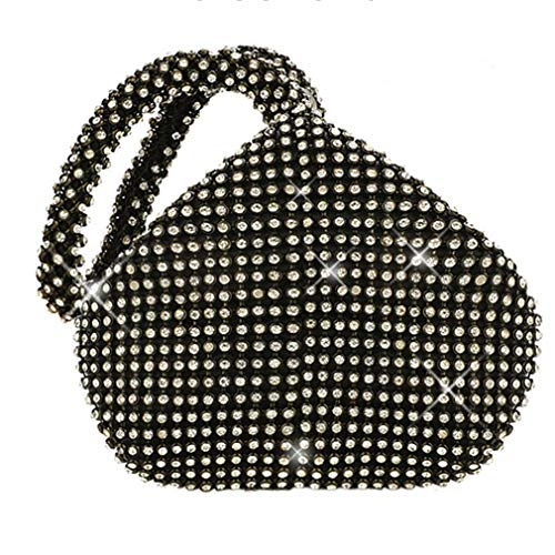 ULKpiaoliang Purse Clutch sv Ring Bags Rhinestones Handbags Bags Women Evening Crystal Ladies Finger Vintage Wedding Holder Bags r1pqrOa