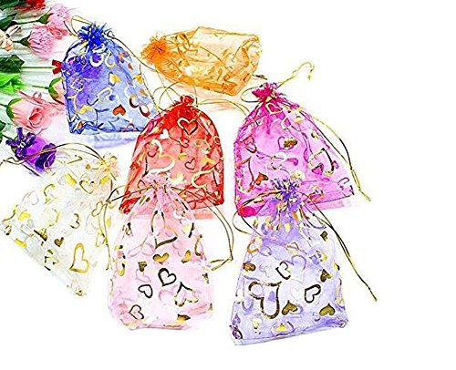 Decorative Organza Bags - 7