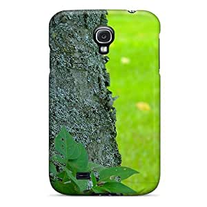 Quality Mialisabblake Case Cover With Half Birch Nice Appearance Compatible With Galaxy S4 by icecream design