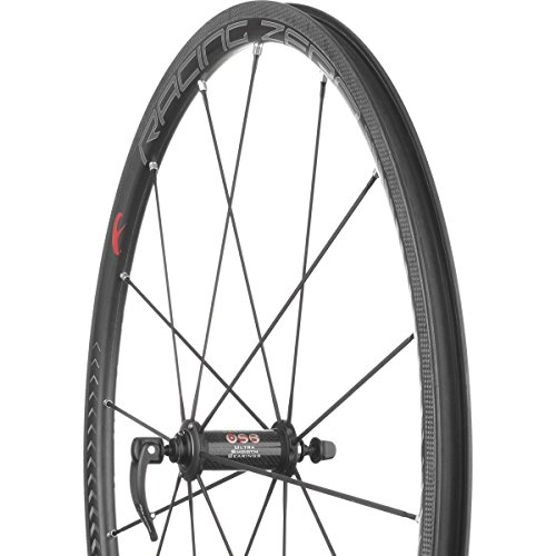 Zero Carbon Wheels - Fulcrum Racing Zero Carbon Wheelset - Clincher UD Carbon, Shimano/SRAM