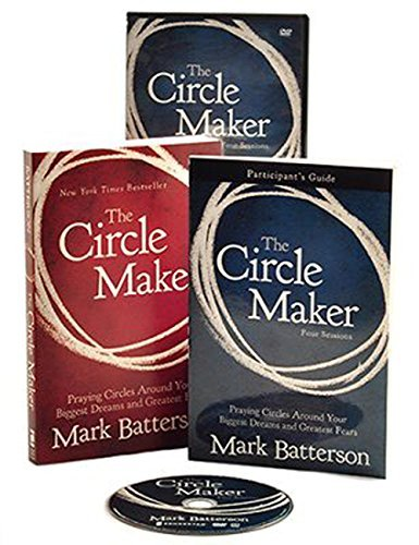 - Circle Maker Full Set - The Circle Maker: Praying Circles Around Your Biggest Dreams and Greatest Fears (Book + Study Guide + DVD)