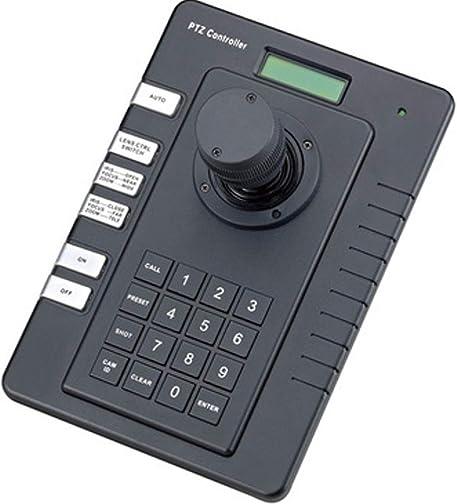 Cop Security 15-AU50EH 3-Axis PTZ Joystick Keyboard Controller Black