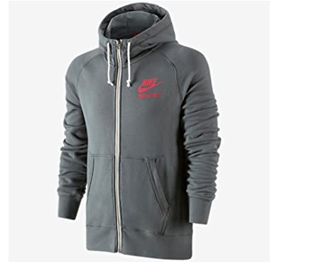 Nike AW77 Track and Field Full-Zip Men's Hoodie (Large)