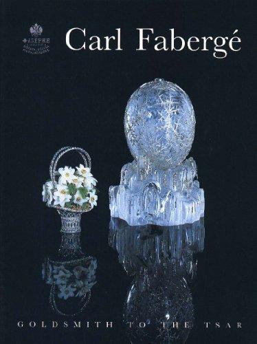 Carl Fabergé: Goldsmith to the Tsar (Nationalmuseum's exhibition catalogue)