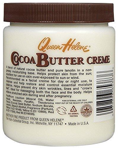 Queen Helene Cream Cocoa Butter 15oz (2 Pack)
