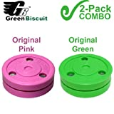 Green Biscuit 2-Pack