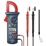 Kyпить AstroAI Digital Clamp Meter, Multimeter Volt Meter with Auto Ranging; Measures AC/DC Voltage, AC Current, Resistance, Continuity, Diode, Red/Black на Amazon.com