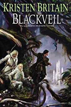 Blackveil: Book Four of Green Rider by [Britain, Kristen]
