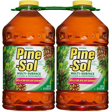 (Pine Sol All Purpose Cleaner Jugs 2 Pack, 100 Ounce (2))