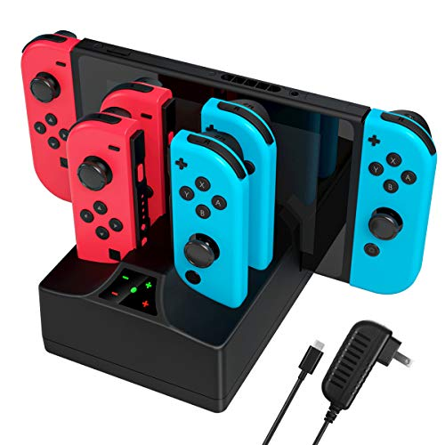 Perfect for my extra joycons!