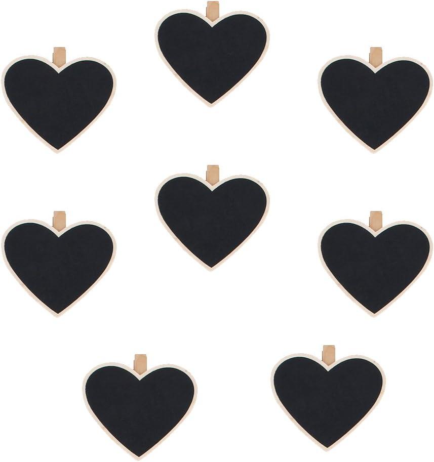 RuiChy Wooden Clips Bear Memo Clip Pin DIY Photo Card Wooden Hanging clips