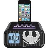 Nightmare Before Christmas Jack Skellington Dual Alarm Clock, DJ-H22