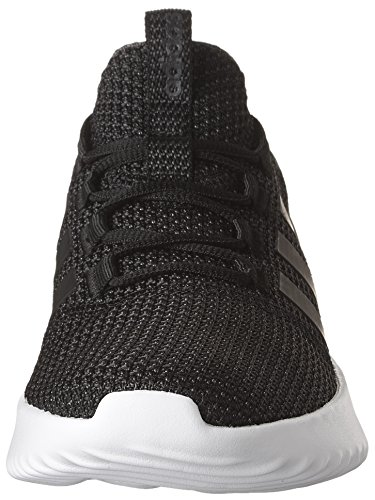 Adidas Mens Cloudfoam Ultimate Running Shoe Nero / Nero / Nero