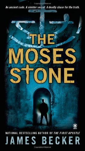 book cover of The Moses Stone