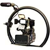 """HaloRig HD """"KIT"""" Video Camera Stabilizer Support Hand Held Halo Rig"""