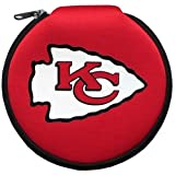 NFL Kansas City Chiefs CD/DVD Case