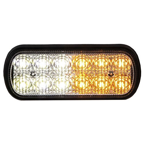 Buyers Products 8891602 Amber Strobe Light (5in)
