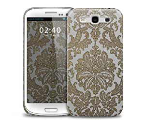 Vintage Patterned Wallpaper Samsung Galaxy S3 GS3 protective phone case