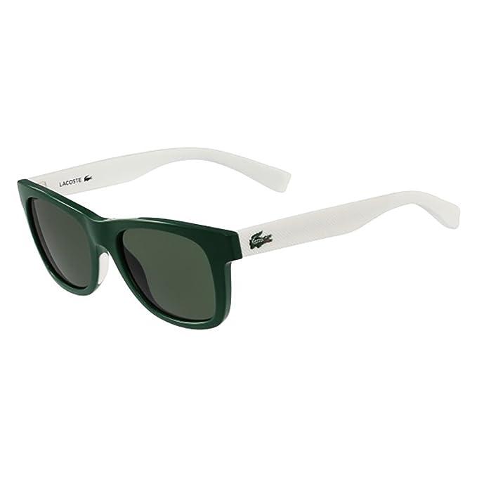 Lacoste L3617S 315 48, Gafas de Sol Unisex, Green