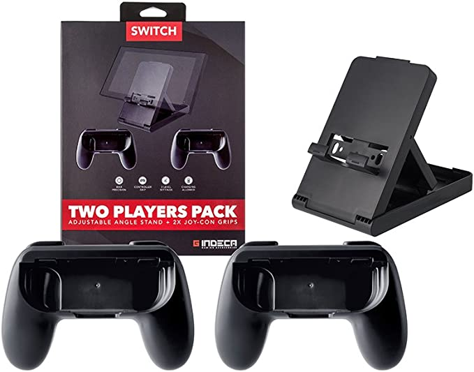 Indeca - Two Players Pack (Nintendo Switch): Amazon.es: Videojuegos