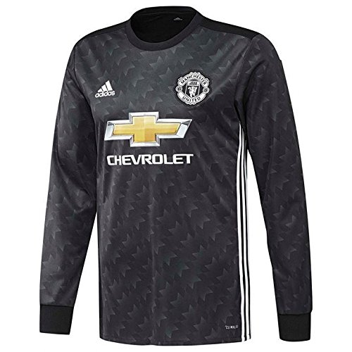 Manchester United Away L/S Jersey 2017 / 2018 - XXL