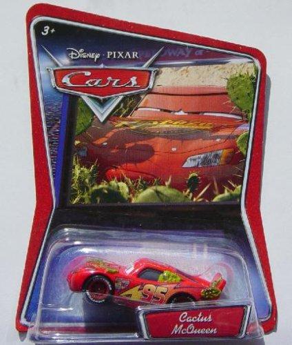 Disney Pixar Cars Walmart ExclusiveCactus McQueen