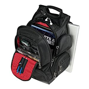 Ativa Mobilit Ultimate Rolling Overnighter Laptop Bag with Wheel