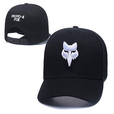 woyaochudan Sombrero Casual Motorsports Fox Fox Monster Cap Gorra ...