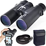 Best Binoculars - 10x42 Binoculars for Bird Watching Travelling Landscape Stargazing Review