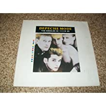 DEPECHE MODE THE SINGLES 81-85 LP MADE IN W. GERMANY COLOR VINYL