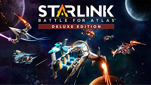 Starlink: Battle for Atlas Deluxe Edition - Nintendo Switch [Digital Code]