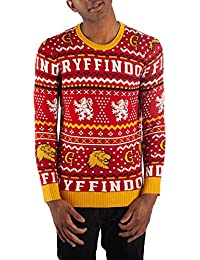ec0445f5df Gryffindor Sweater Harry Potter Sweater Hogwarts Sweater Gryffindor Apparel