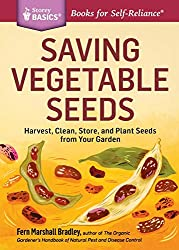 Image of the product Saving Vegetable Seeds: that is listed on the catalogue brand of Storey Publishing, LLC.