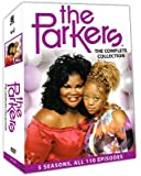 The Parkers Complete Collection 5 Seasons, 110 Episodes