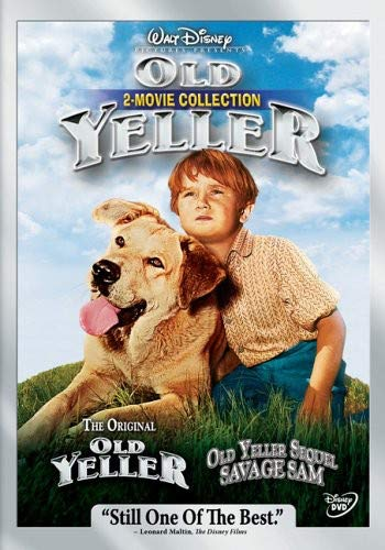 Old Yeller 2-Movie Collection (Old Yeller/Savage Sam) from Buena Vista Home Video