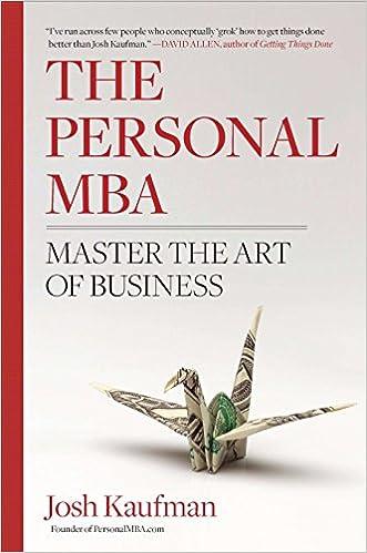 Books pdf mba