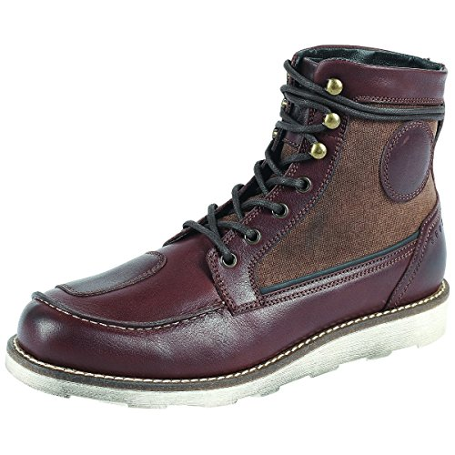 Price comparison product image Dainese Walken Mens Leather Boots Dark Brown / Brown 40 Euro / 7.5 USA