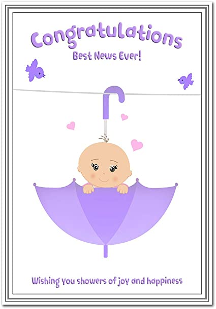 Baby Shower Card Pregnancy Congratulations Card Mummy To Be Card