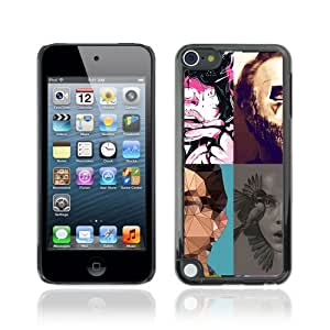 Designer Depo Hard Protection Case for Apple iPod Touch 5 / Sci-Fi