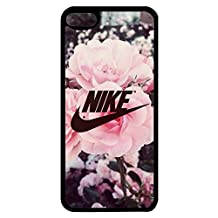 Appealing Floral Background Design Nike Phone Case Cover for Ipod Touch 6th Generation Just Do It Luxury Pattern