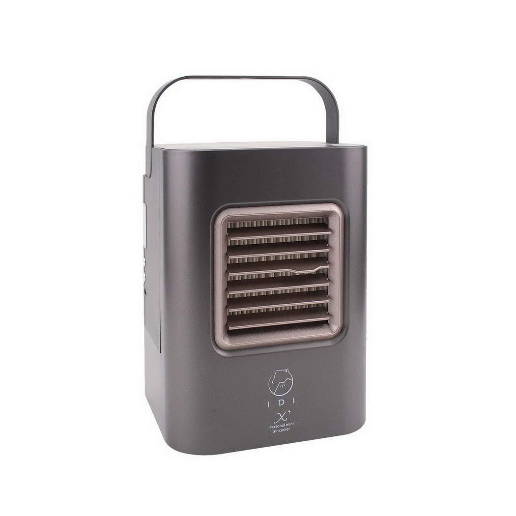 AOOPOO Mobil Klimager/ät Air Cooler 5 in 1 Luftbefeuchter Luftreiniger Raumluftk/ühler Desinfizierung UV-Lichts mit USB Anschlu/ß 3 Leistungsstufen Tragbare Klimaanlage f/ür B/üro Garage und Haus
