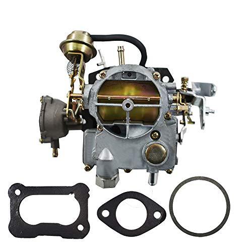 Rochester Barrel Carburetor 2 - labwork-parts Carburetor Type Rochester 2GC 2 Barrel for Chevrolet Engines 5.7L 350 6.6L 400