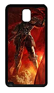 Samsung Galaxy Note 3 N9000 Cases & Covers - 3D Angry Soldiers TPU Custom Soft Case Cover Protector for Samsung Galaxy Note 3 N9000 - Black