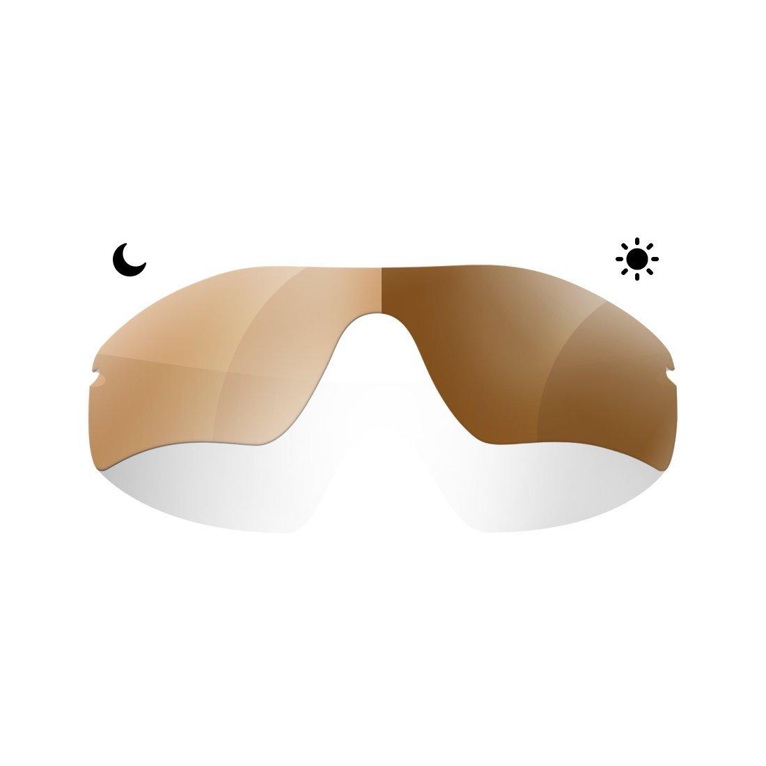 452c31099b96f sunglasses restorer Lentes Fotocromatica Marron 30-45%de Recambio para  Oakley Radar Path  Amazon.es  Ropa y accesorios