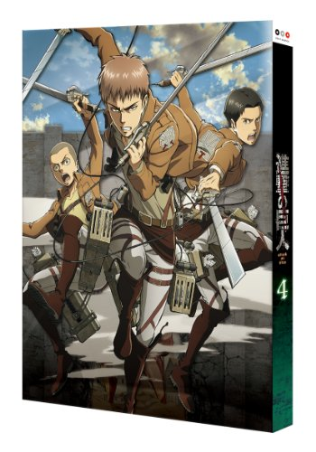 "Attack on Titan(Shingeki no Kyojin)4 first privilege: (all 11 tracks 47 minutes) Music TV Anime ""giant advance"" Original Soundtrack CD2: Sawano Hiroyuki) [Blu-ray]"