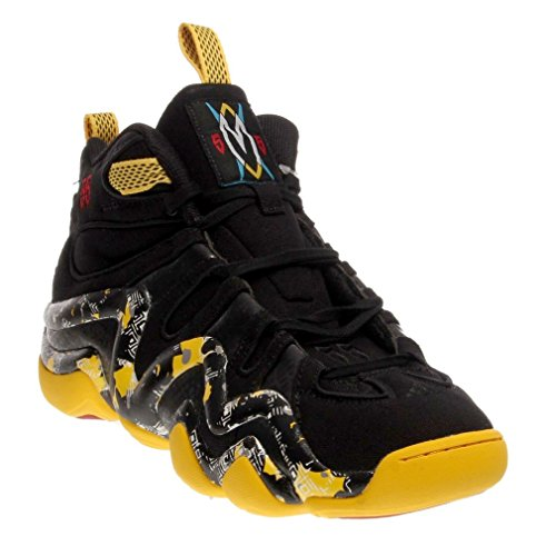 adidas Performance-CRAZY 8 Noir-Jaune C75766