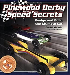pinewood derby designs