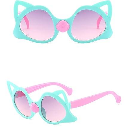 PorLous Gafas de Dibujos Animados, Gafas de Sol para Mujer ...